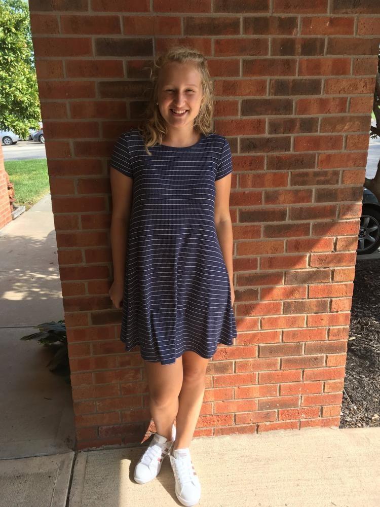 Gracey Cowden (Class of 2020)