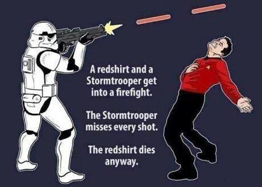 100 Word Rant: Star Wars vs Star Trek