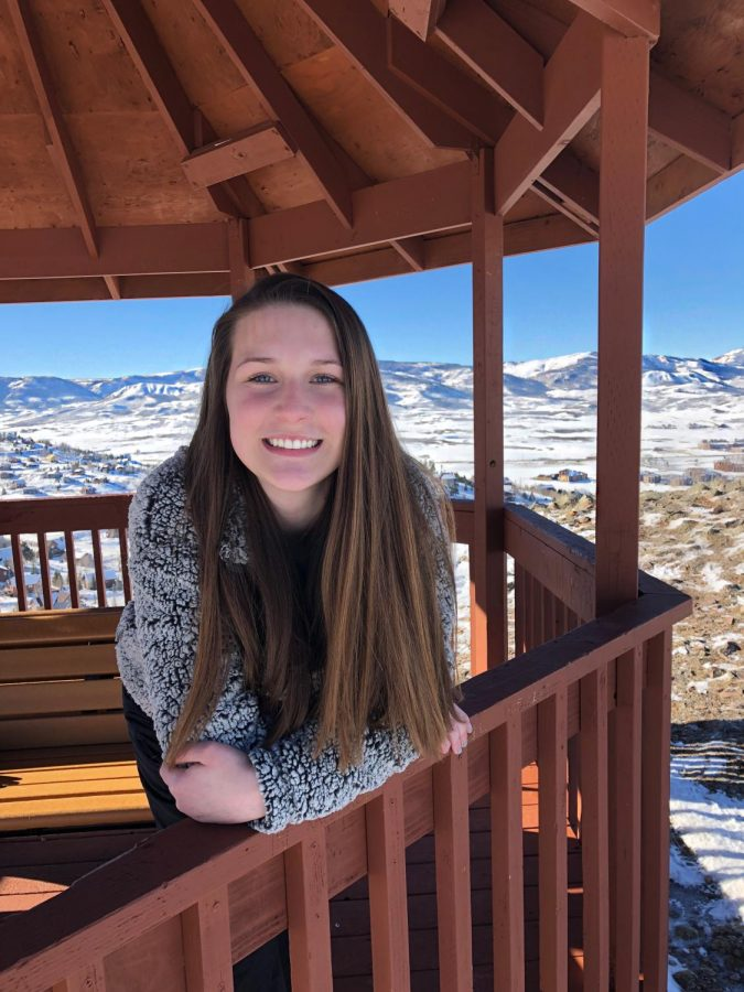 Paige Denning (Class of 2020)