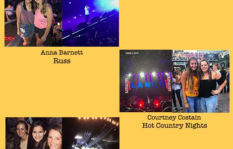 Concerts of the Summer
