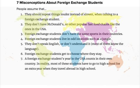 7 Misconceptions About Foreign Exchange Students
