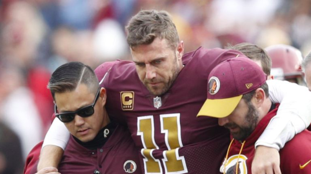 The Fall of Alex Smith
