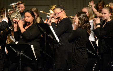 Band Spreads Christmas Joy at the Latest Concert