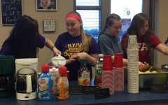 FFA Provides Teacher Appreciation Breakfast