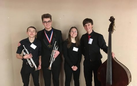 Students Spend Weekend at State Band and Orchestra