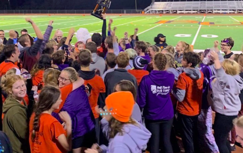 Band Beats DeSoto at Baker Marching Festival on Oct. 9