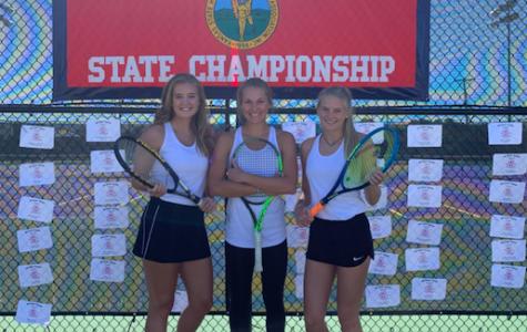 Sports Brief: State Girls Tennis