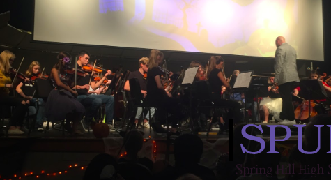 The Orcestra's concert, on Oct. 23, Spooktacular, went FaBOO-lously