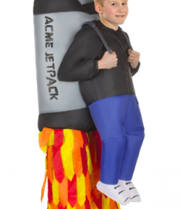 The Buy it and Go costume