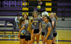 Nov. 1 Volleyball goes to State