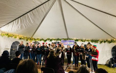 The Madrigals Create Bonds in Their Community Through Carols