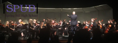 Orchestra Preforms Winter Concert on Dec. 9