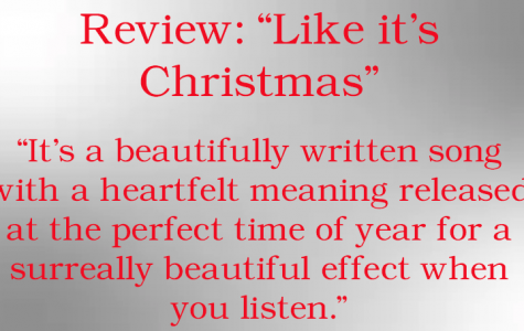 "Review: ""Like it's Christmas"""