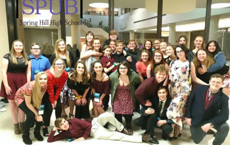 Thespians Go to Conference