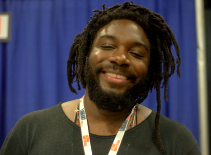 Being named library of congress' ambassador for Young People's Literature Jason Reynolds, accepts and plans for the future. He is hoping to encourage kids not only to read, but to share their stories (Photos curtesy of WikiCommons).