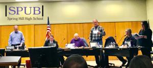 Board Brief: Jan. 13 Meeting