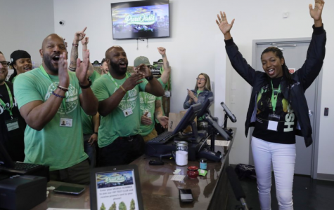 First Recreational Marijuana Store Opens in Mass.