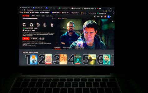 """When you go onto Netflix you will see that """"Code 8"""" is #6 (at the time of writing this April 17th) in the """"Top 10 in U.S. Today."""" It's preview briefly introduces you to Code 8's world of superpowers (Photo by Z. Knust)."""