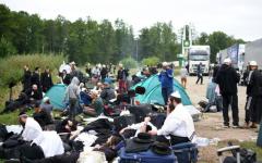 Hasidic Jews Denied Entry to Ukraine