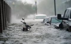 Hurricane Sally Hits Coastline