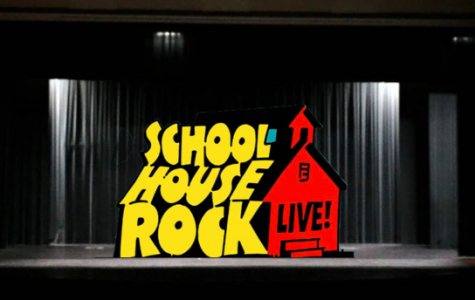 "Auditions for the fall musical ""Schoolhouse Rock Live!"" will take place on Sept. 23 in the auditorium (photo credit B.Buffum)."