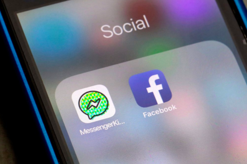 Too much time on social media can end up hurting your self-esteem and mental health, and teenagers are, contrary to popular belief, aware of that (photo courtesy AP News).
