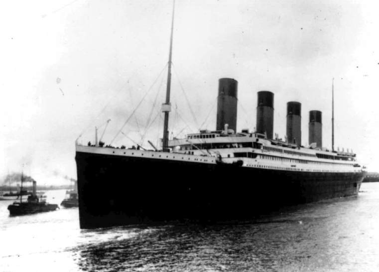 Over 100 years ago, the famous ship Titanic sank on its maiden voyage. Now, the company that owns what is left is wanting to explore the wreckage (photo courtesy AP News).