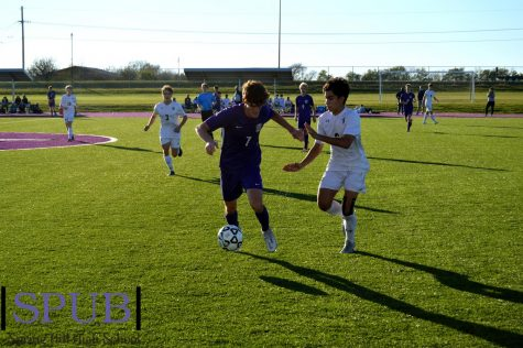 Soccer Plays at Regionals