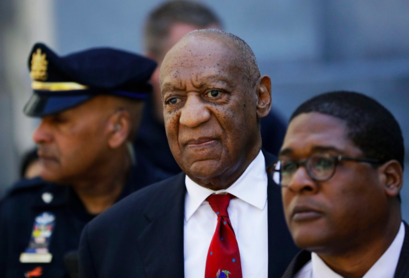 In 2018, Bill Cosby was sentenced to three-to-ten years in prison for sexual assault. Now, his defense team is contesting that ruling (photo courtesy AP News).