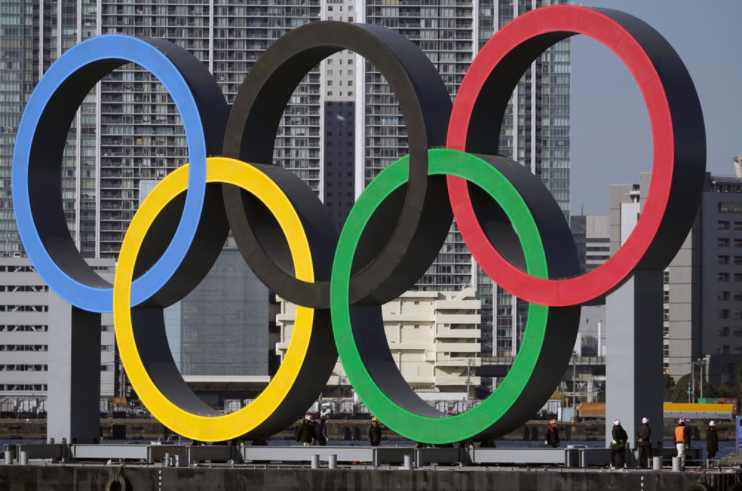 Due to the COVID-19 pandemic, the 2020 Tokyo Olympics had to be postponed by a year. However, most of Tokyo's residents think the games should be further delayed (photo courtesy AP News).