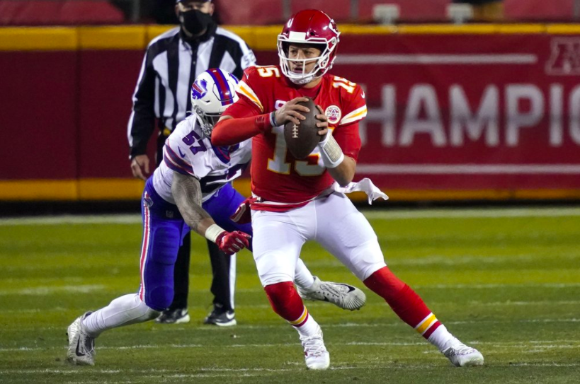 For the second year in a row, the Kansas City Chiefs have won the AFC and advanced to the Super Bowl. They will be facing off against the Tampa Bay Buccaneers on Feb. 7 (photo courtesy AP News).