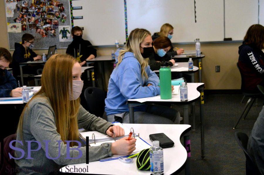 Honors Algebra II Back in Action