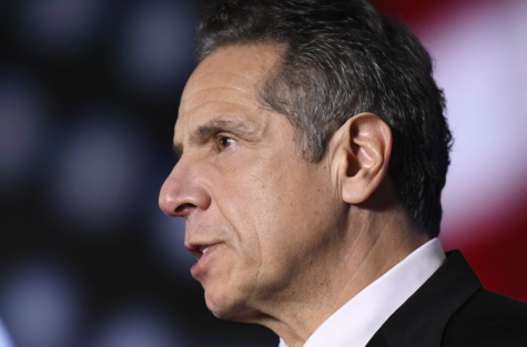 Andrew Cuomo, the governor of New York, has come under fire recently for comments he made in the past. Former aides of the governor have accused him of sexual harassment and inappropriate comments (photo courtesy AP News).