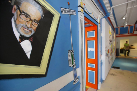Theodore Seuss Geisel, better known by his pen name Dr. Seuss, is an iconic children