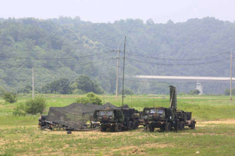 The United States and South Korea recently reached a new deal that more effectively splits the cost of training troops (photo courtesy AP News).