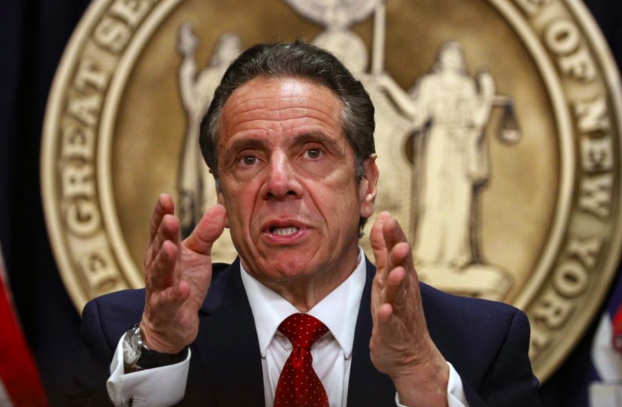 New York governor Andrew Cuomo has officially signed into law a bill that legalizes marijuana usage. In addition, the criminal records of past marijuana users will be expunged (photo courtesy AP News).