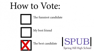 Making the right choice isn't super easy, but it needs to be done so you are left with a good candidate (graphic by L. Haney).