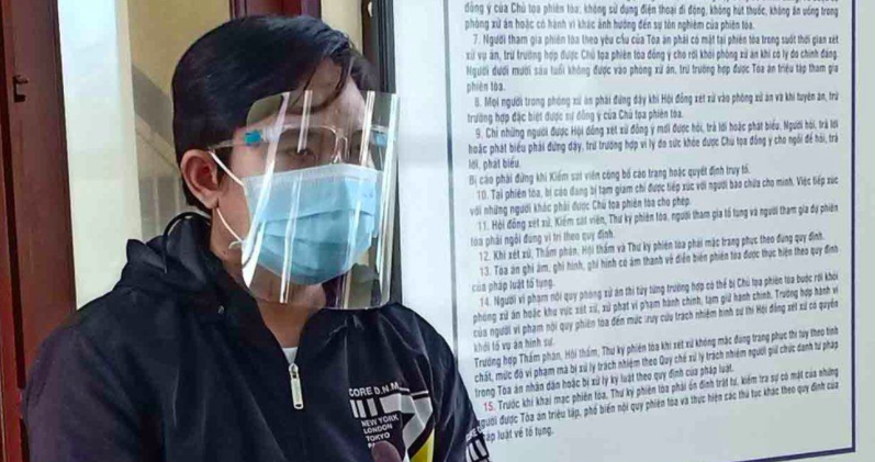 As Vietnam suffers from a severe COVID-19 outbreak, there has been more and more restrictions on their outbreak.  Le Van Tri was caught spreading the virus to eight people, and now served five years of prison (Photo courtesy BBC News).